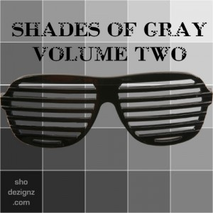Shades Of Gray - Volume 2 - Album Cover